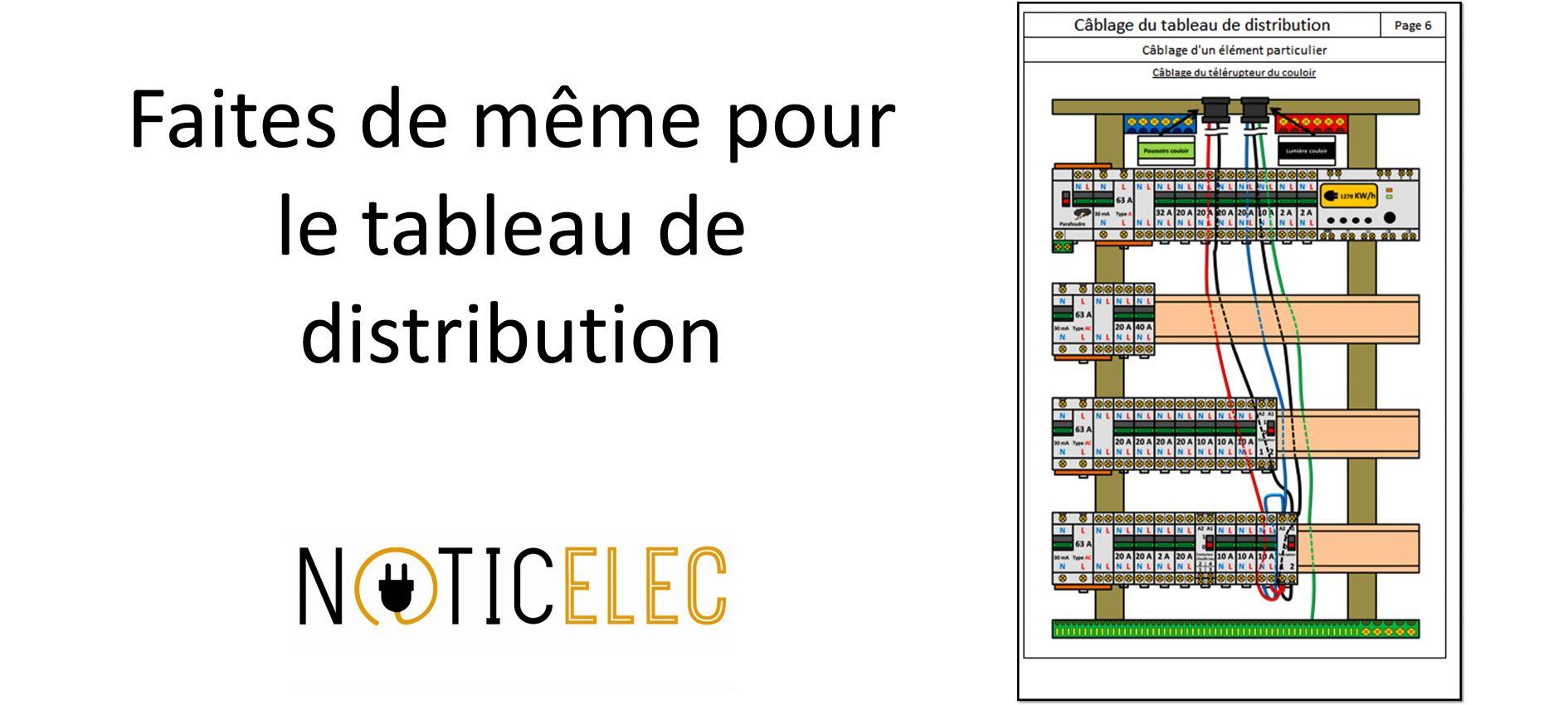 autoconstruction-pieuvre électrique-Noticelec